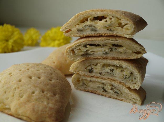 Рецепт Закрытые хачапури