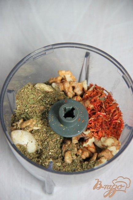 Фото приготовление рецепта: Мегрельское харчо шаг №3