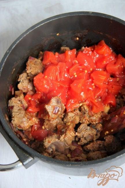 Фото приготовление рецепта: Мегрельское харчо шаг №2