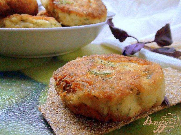 Рецепт Сочные рыбные котлеты на йогурте с геркулесом.