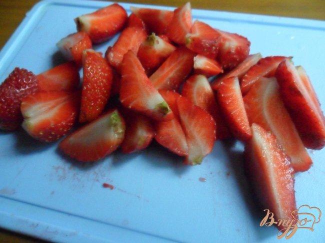 Фото приготовление рецепта: Итонский десерт (Eton mess) шаг №1
