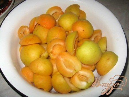 """Варенье из абрикос """"Солнышко"""""""