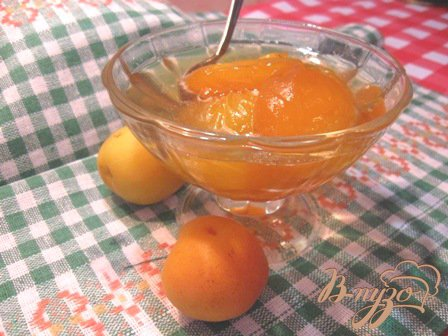 фото рецепта: Варенье из абрикос