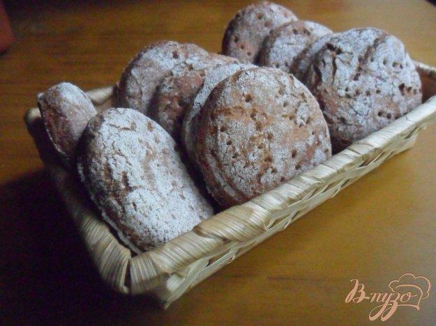 Рецепт Hapan ruisrieska - Финские «кислые» ржаные лепешки