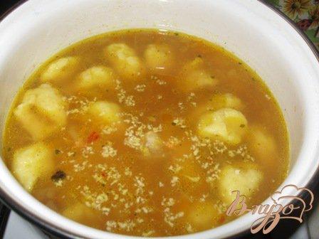 Фасолевый суп по -сербски