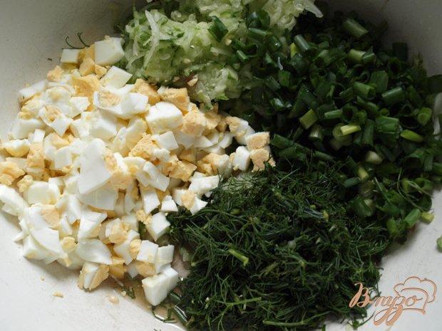 Фото приготовление рецепта: Холодный литовский борщ шаг №1