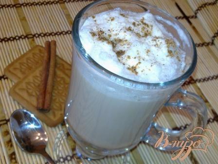 фото рецепта: Холодный кофейный коктейль