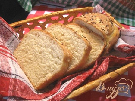 фото рецепта: Хлеб белковый