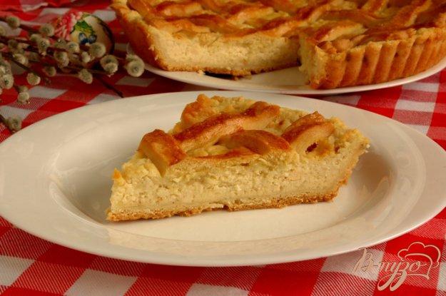 Рецепт Пастьера наполетана (неаполитанский пасхальный пирог)