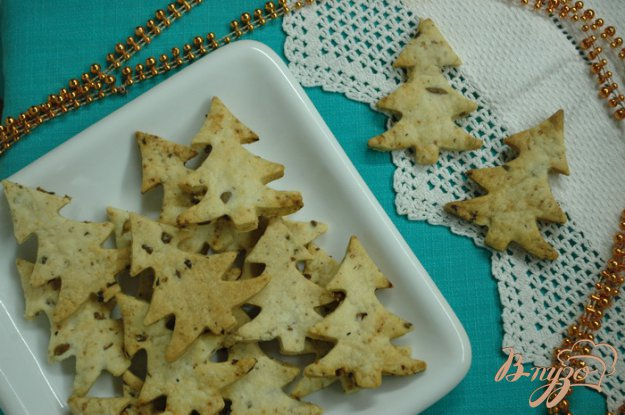 фото рецепта: Крекеры с оливками