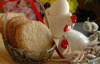 Рецепт Печенье-крекер (Graham Crackers)