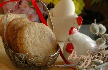 Печенье-крекер (Graham Crackers)