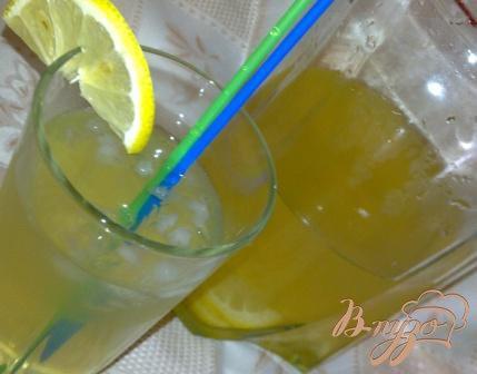"""Лимонно-мятный напиток """"Свежесть"""""""