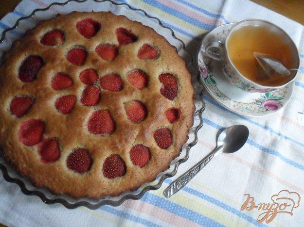 Рецепт Итальянский клубничный тарт