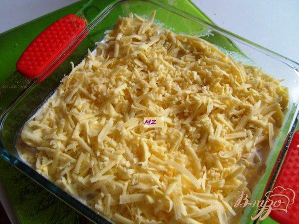 Фото приготовление рецепта: Картофельный гратен дофинуа шаг №3