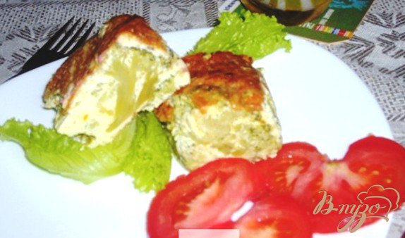 фото рецепта: Запеканка из брокколи