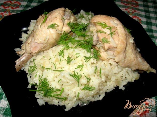 Рецепт Курица с рисом по-софийски
