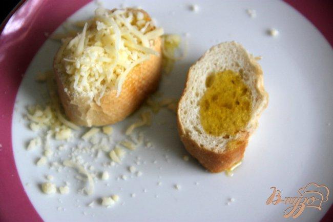Фото приготовление рецепта: Быстрый томатный суп с кукурузой и беконом шаг №3