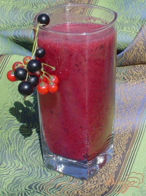 Рецепт Напиток из черной смородины