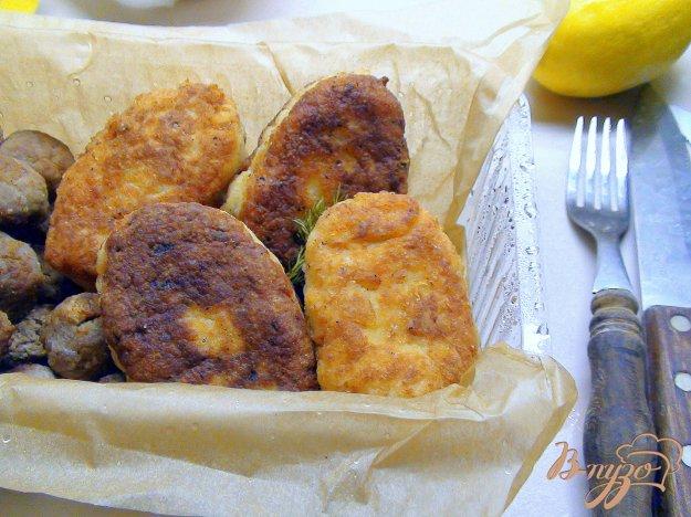 Рецепт Рыбные пальчики или мини котлеты.