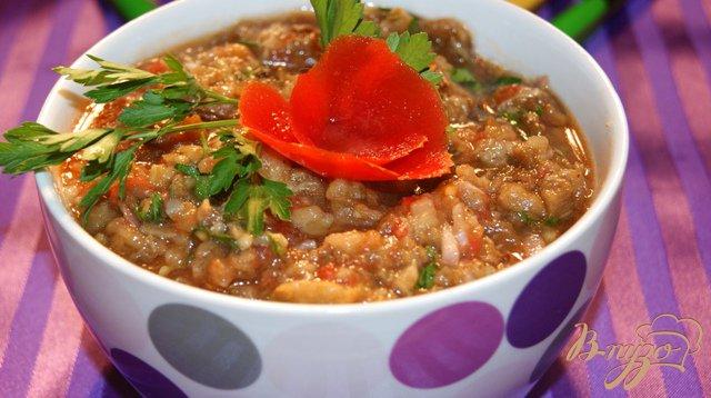 Фото приготовление рецепта: Закуска из баклажанов и ультимативные котлеты шаг №8