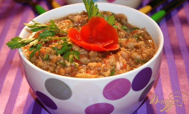 фото рецепта: Закуска из баклажанов и ультимативные котлеты