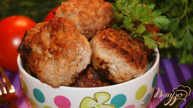 Фото приготовление рецепта: Закуска из баклажанов и ультимативные котлеты шаг №4