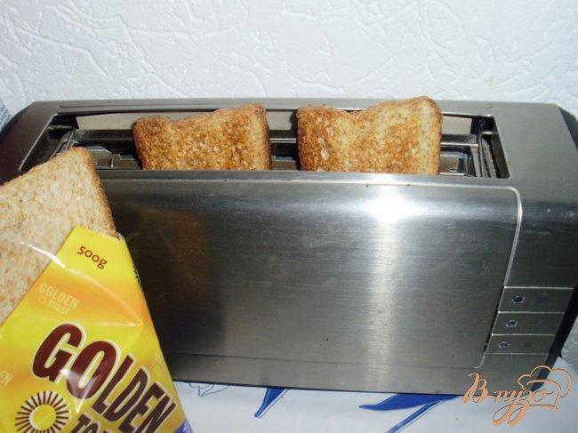Фото приготовление рецепта: Канапе
