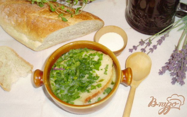 фото рецепта: Суп Aigo boulido или