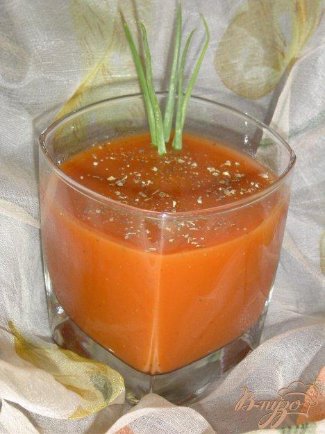 Рецепт Томатно-апельсиновый напиток