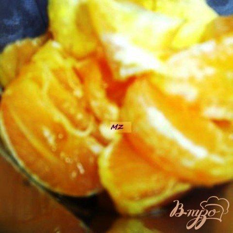 Смузи персиково-малиновое