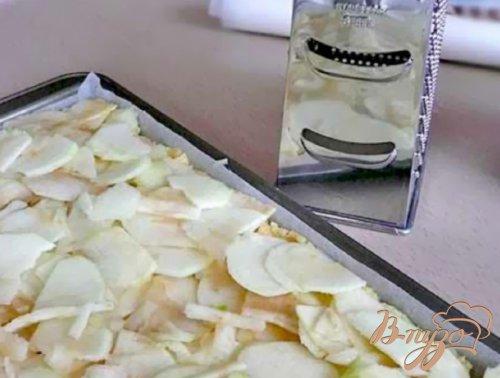 Семейный яблочный пирог .