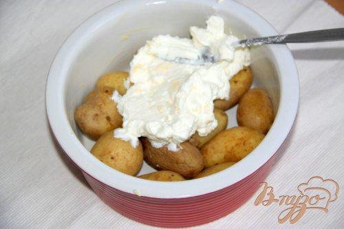 Молодой картофель, да по-княжески
