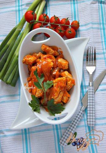 Шашлычный салат