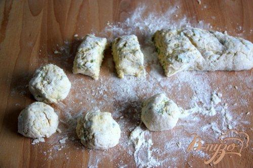 """Булочки с сыром по мотивам """"Cheese-scones"""""""