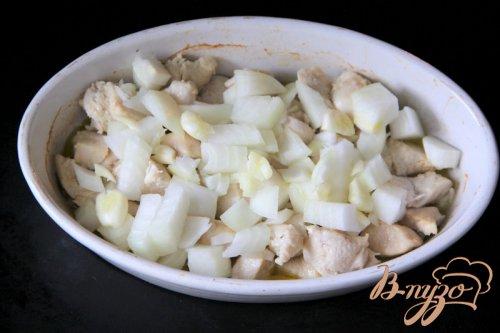 Курица Каччиаторе, приготовленная по-итальнски