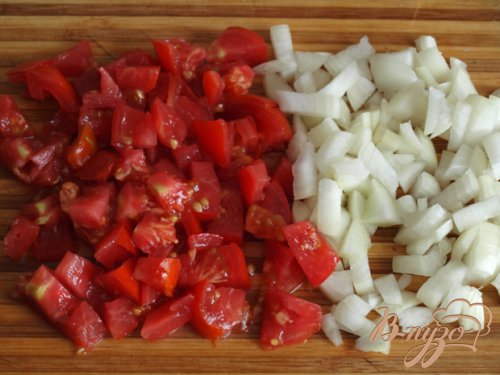 Овощная паэлья