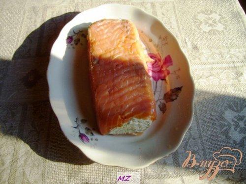 Отличная закуска из лосося