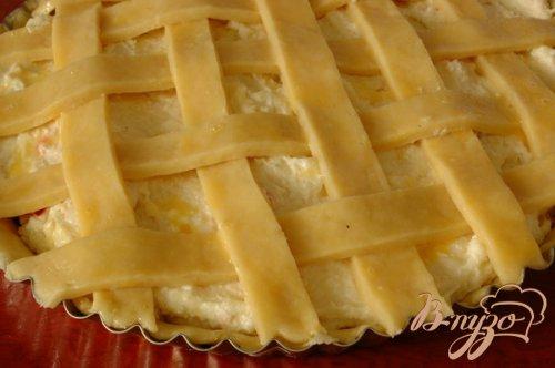 Пастьера наполетана (неаполитанский пасхальный пирог)