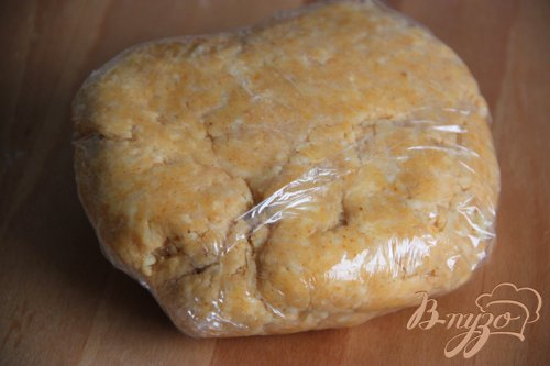 Закусочное сырное печенье с паприкой и приправами