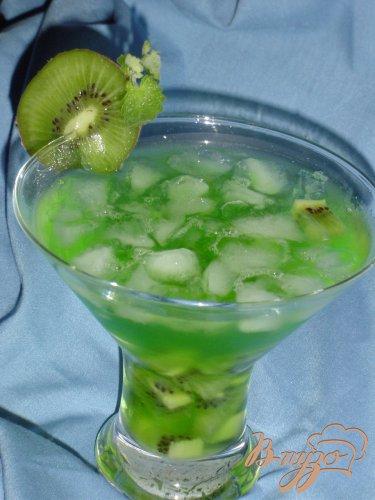 "Коктейль ""Зеленый фрукт"""