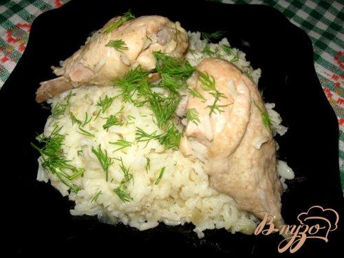 Курица с рисом по-софийски