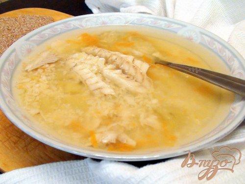 Суп рыбный.
