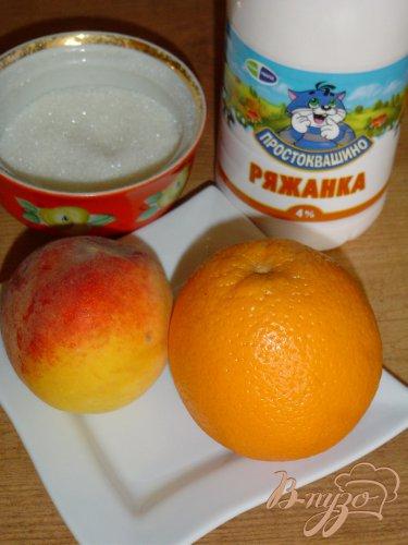 """Коктейль """"Апельсино-персиковый"""""""