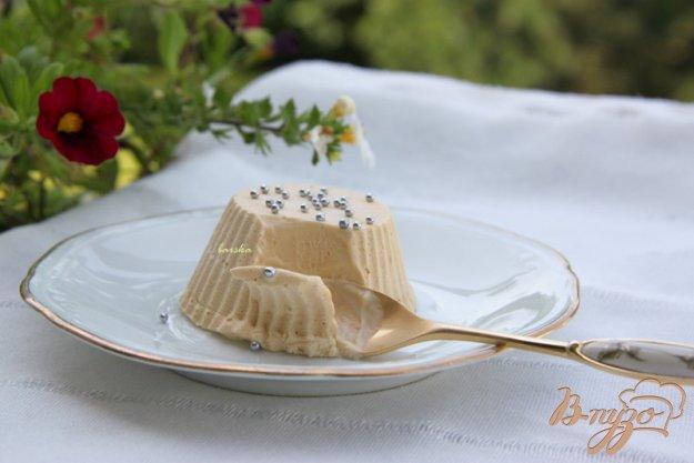 """Рецепт Карамельное мороженое а-ля """"Glasses"""""""