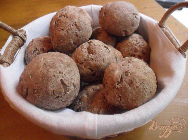 Рецепт Булочки с льняной мукой
