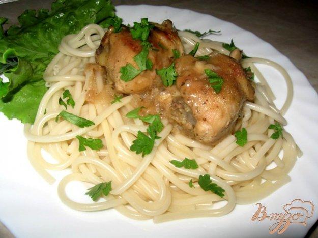 Рецепт Сочная и нежная курица в пиве