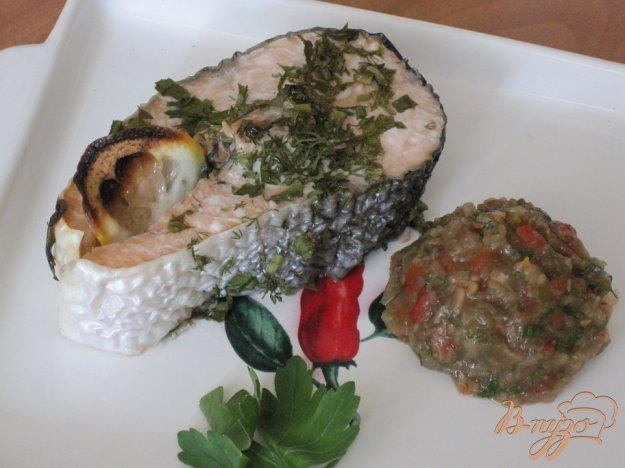 фото рецепта: Стейки из лосося