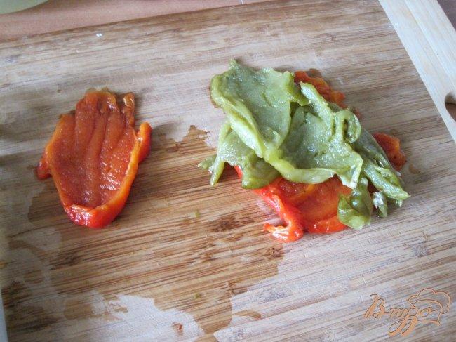 Фото приготовление рецепта: Баклажанная икра шаг №2