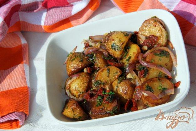 Рецепт Гарнир из молодого картофеля